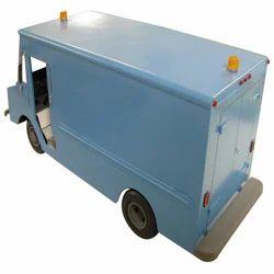 Sanitation Van Body