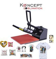 Flat Heat Press Machines - Flat Heat Press