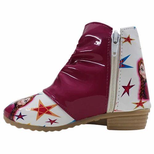 b1da1d9fda0a Wedisson Boots Girls Fancy Boot