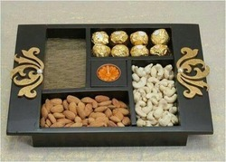 Dry Fruits & Chocolate Packing Platter