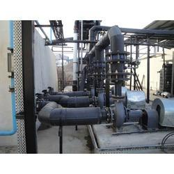 Effulent Treatment Plant HDPE Piping Services