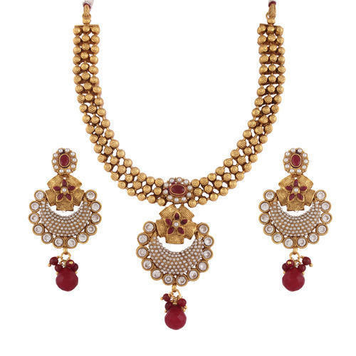Antique jewelry antique earrings manufacturer from mumbai aloadofball Image collections