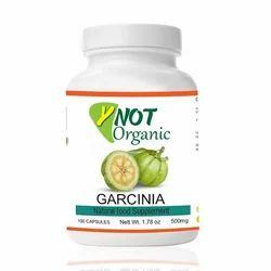 Pure Garcinia Capsules 500mg