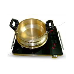 IR Heater With Flat Bronze Uruli