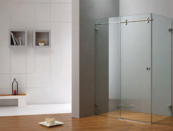 Pool Area Shower Cubicle