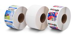 Inkjet Printer Labels (Self Adhesive) (Pre Cut) (Roll Form)