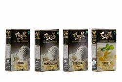 Tingle Ice Cream Mix
