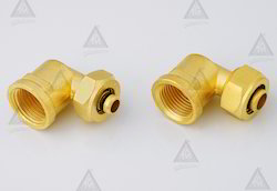 Brass Pex Fittings Elbow