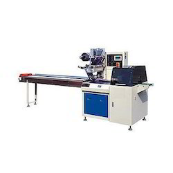 Horizontal Flow Wrap Biscuit Machine