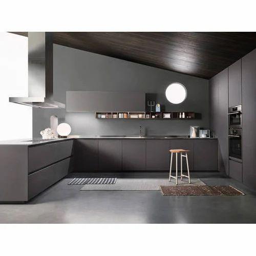 PVC Modular Kitchen, पीवीसी मॉड्यूलर किचन at Rs 1200 ...