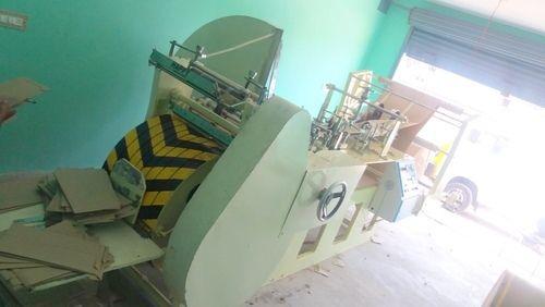 Paper Bag Making Machine Semi Automatic Paper Bag Making Machine