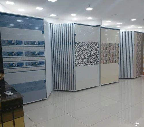 Tiles Showroom Display System Tiles Stands Sreema Ergonomics