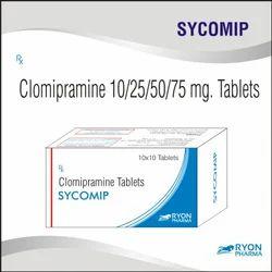 Clomipramine Tablets 10/25/50 SR 75