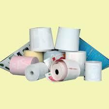 Printed Thermal Receipt Billing Rolls