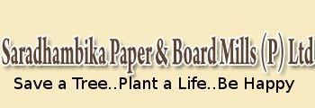 Saradhambika Paper & Board Mills (P) Ltd.