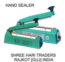 Manual Pouch Packing Hand Sealer Machine 8 inch, Model : PFS