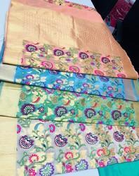 Jacquard Multi Colour Dupatta