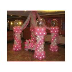Baby Showers Balloons Decoration Services