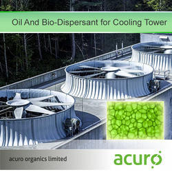 Oil And Bio-Dispersant for Cooling Tower
