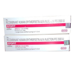 Epofit Injectable, for Hospital
