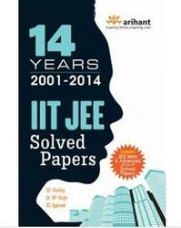 IIT JEE Solved Papers