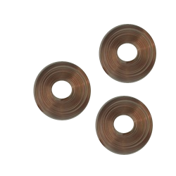 Round Copper Capillary Coil, Packaging Type: Roll