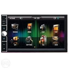 Hamaan Double Din Deckless Stereo Usb Aux Bluetooth At Rs 7500