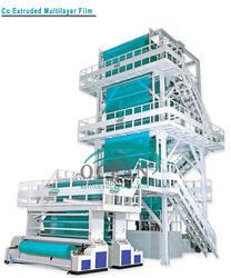 Co Extruded Multilayer Film Plant