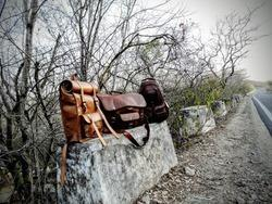 Vintage Goat Leather Designer Bags