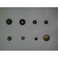 Metal Rivet Buttons