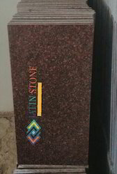 PG Red Granite 10 mm Tiles