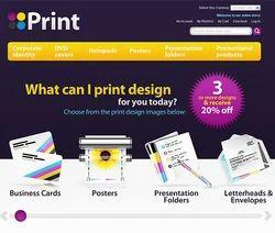 Template Printing Service