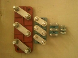 Terminal Plates For ABB  Make A C Motors