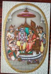 Ramdarbar Miniature Painting