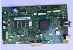 Hp 3055n Formatter Board Logic Card