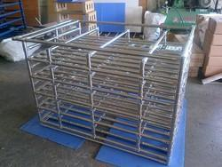 Modular Pipe Storage Racks
