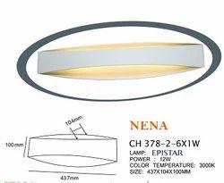 CH 378-2-6X1W Wall Light