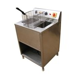 Stainless Steel Deep Fat Fryer