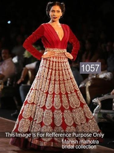 Designer Manish Malhotra Bridal Suit At Rs 3050 Single
