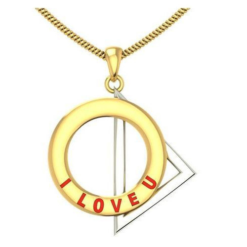 Gold name pendant at rs 10205 1piece 7th sector hsr layout gold name pendant aloadofball Images