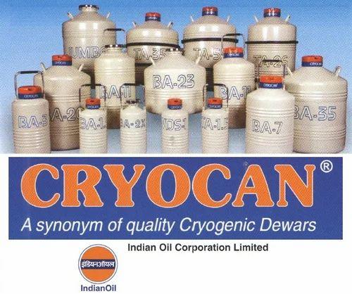 Liquid Nitrogen Container - DS 01 Liquid Nitrogen Container