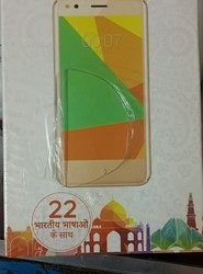 Stylish Micromax Smart Phone Bharat 3, Memory Size: 8GB, Screen Size: 4.5 Inches