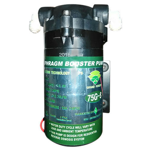 Ro Spare Parts Diaphragm Booster Pump Manufacturer From
