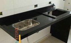 Absolute Black Kitchen Slabs