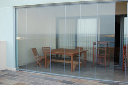 Frameless Folding Glass Door - View Specifications & Details of ...