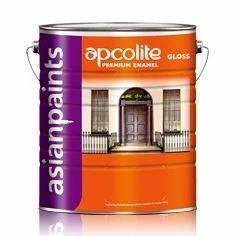Asian Paints Apcolite Premium Gloss Enamel Metal Paint