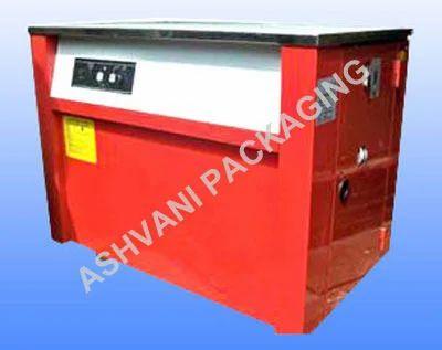Ashvani Packaging Semi Automatic Strapping Machine, Model: M-200