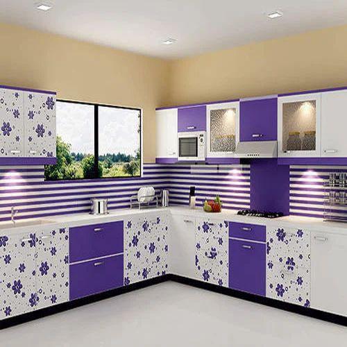 Designer Modular Kitchen At Rs 1500 Squarefeet Modular Kitchens