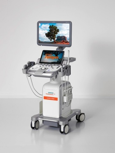 Diagnostic SIEMENS Ultrasound Machine, Continuous Wave, Acuson Juniper