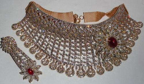 Diamond Jewelry Sets For Brides Easy Crafts Jewelry